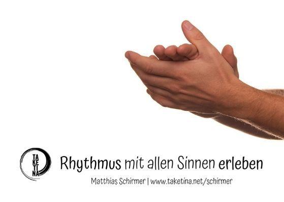 TaKeTiNa mit Matthias Schirmer